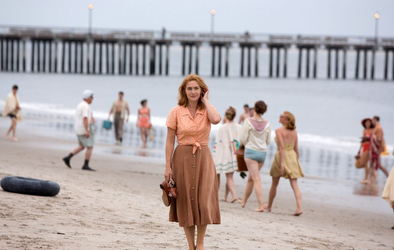 Kate Winslet stars in Woody Allen's newest film,  'Wonder Wheel.' (Jessica Miglio, Amazon Studios)