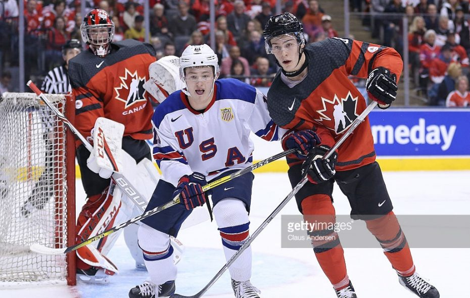 Joey Anderson will be captain for Team USA this year. (Getty Images)