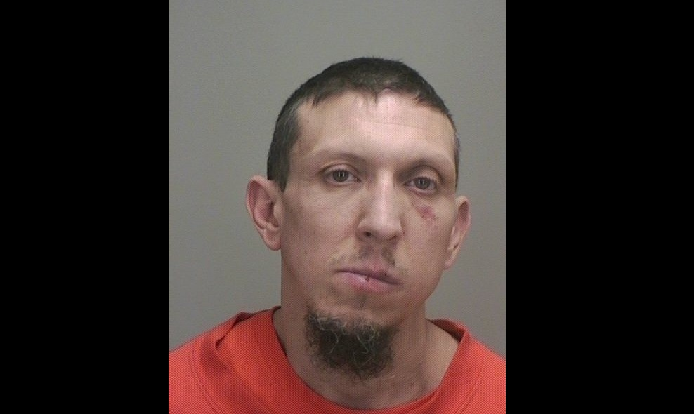 Paul R. Kowalski Jr., of Buffalo, faces charges in two robberies. (Photo courtesy West Seneca Police)