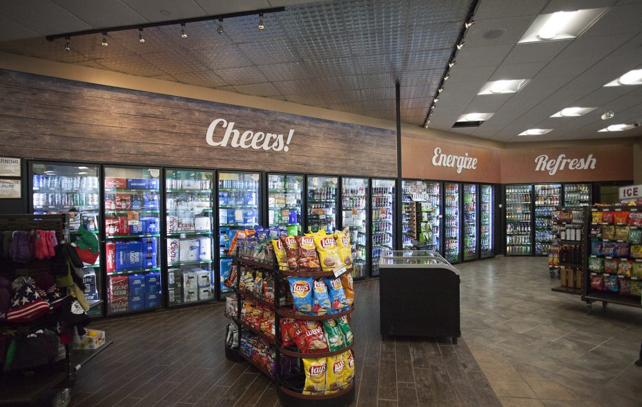 A Noco store in Depew has completed a three-week interior remodel. (Contributed photo)