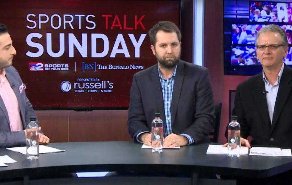 Sports Talk Sunday preview: Will Bills finally part ways with QB Tyrod Taylor?
