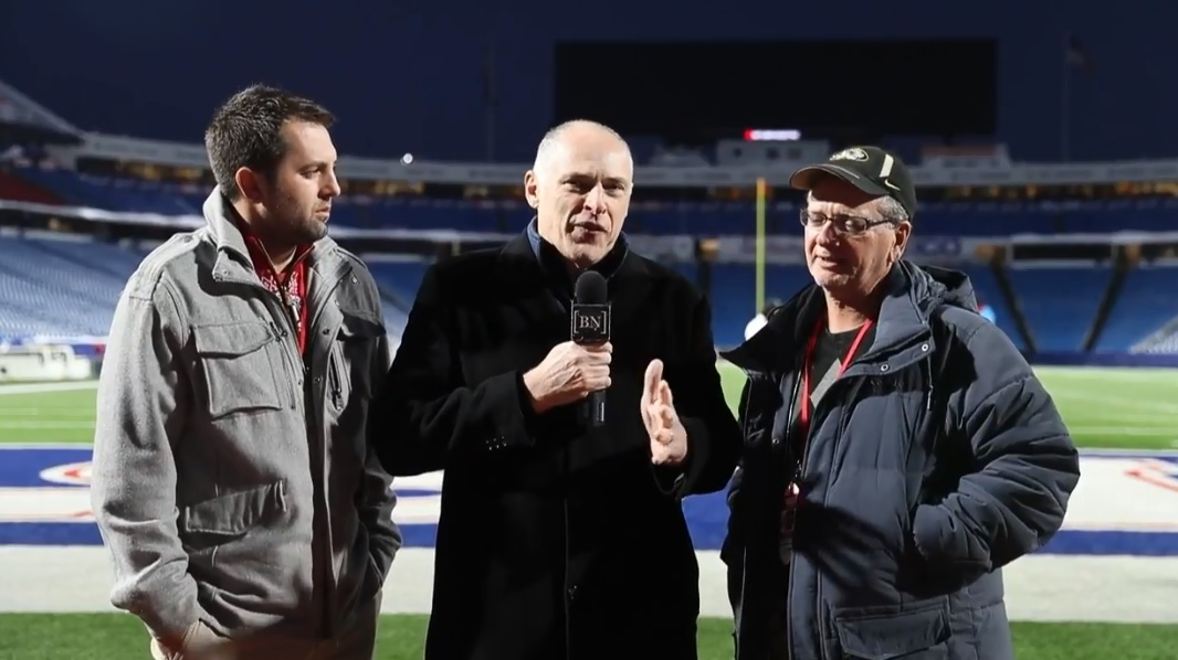 Buffalo News reporters Jay Skurski, Vic Carucci and Jerry Sullivan analyze the Bills vs. Dolphins game on Dec. 17, 2017.