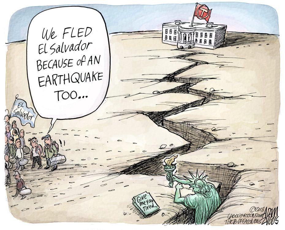 The Earthquake: January 14, 2018