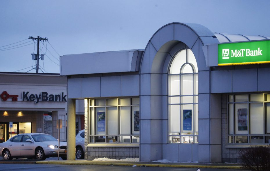 M&T Bank is raising the pay for its hourly workers.  (Derek Gee/Buffalo News file photo)