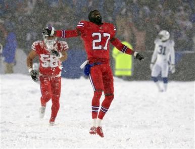 A Bills game like no other: Buffalo 13, Indianapolis 7 (OT)