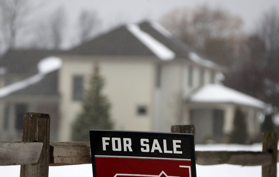 It won't take long to sell your home in the Buffalo Niagara region these days, according to a new report. (Mark Mulville/Buffalo News)