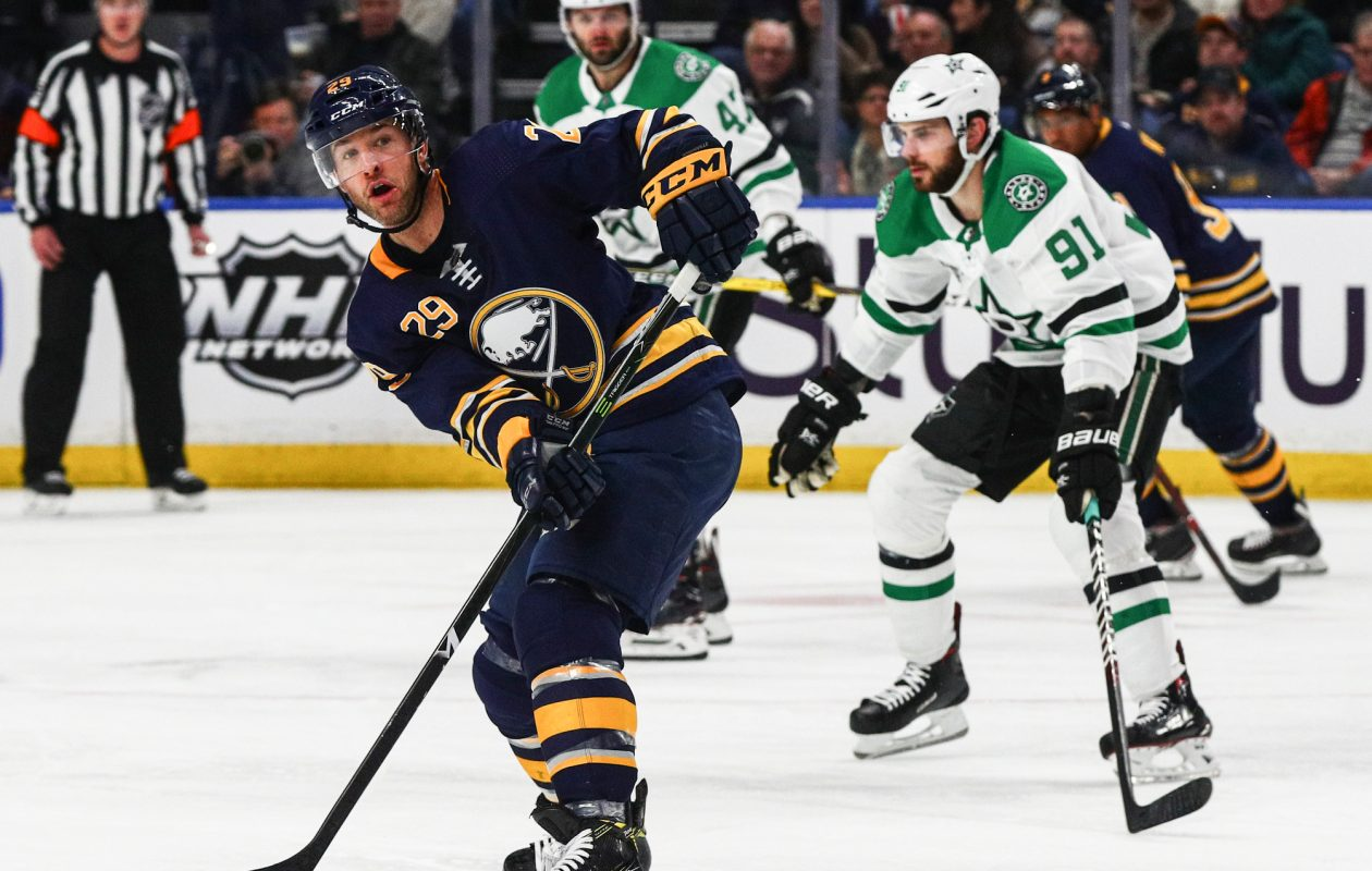 Jason Pominville played more than 200 games in the AHL before joining the Sabres. (James P. McCoy/Buffalo News)