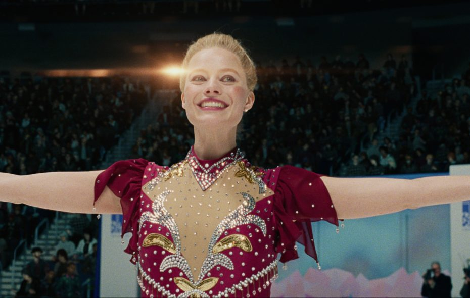 "Margot Robbie stars as Tonya Harding in ""I, Tonya."" (Courtesy Neon)"
