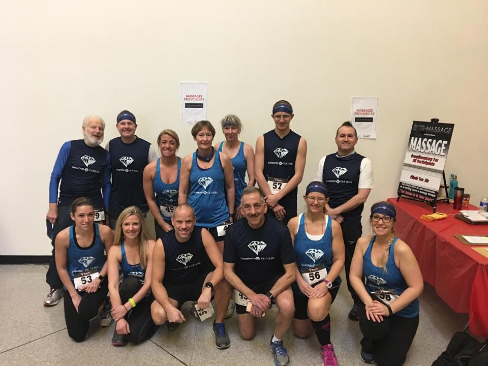 Buffalo runners participate annually in the American Lung Association's Fight For Air Climb. (Photo Courtesy Heather Battaglia)