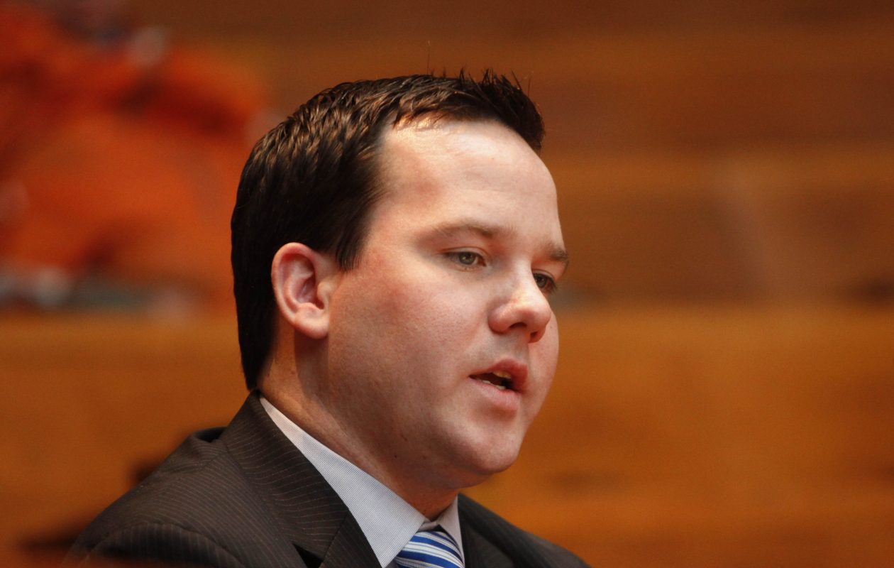 South District Councilman Christopher P. Scanlon, pictured in 2012. (Derek Gee/ News file photo)