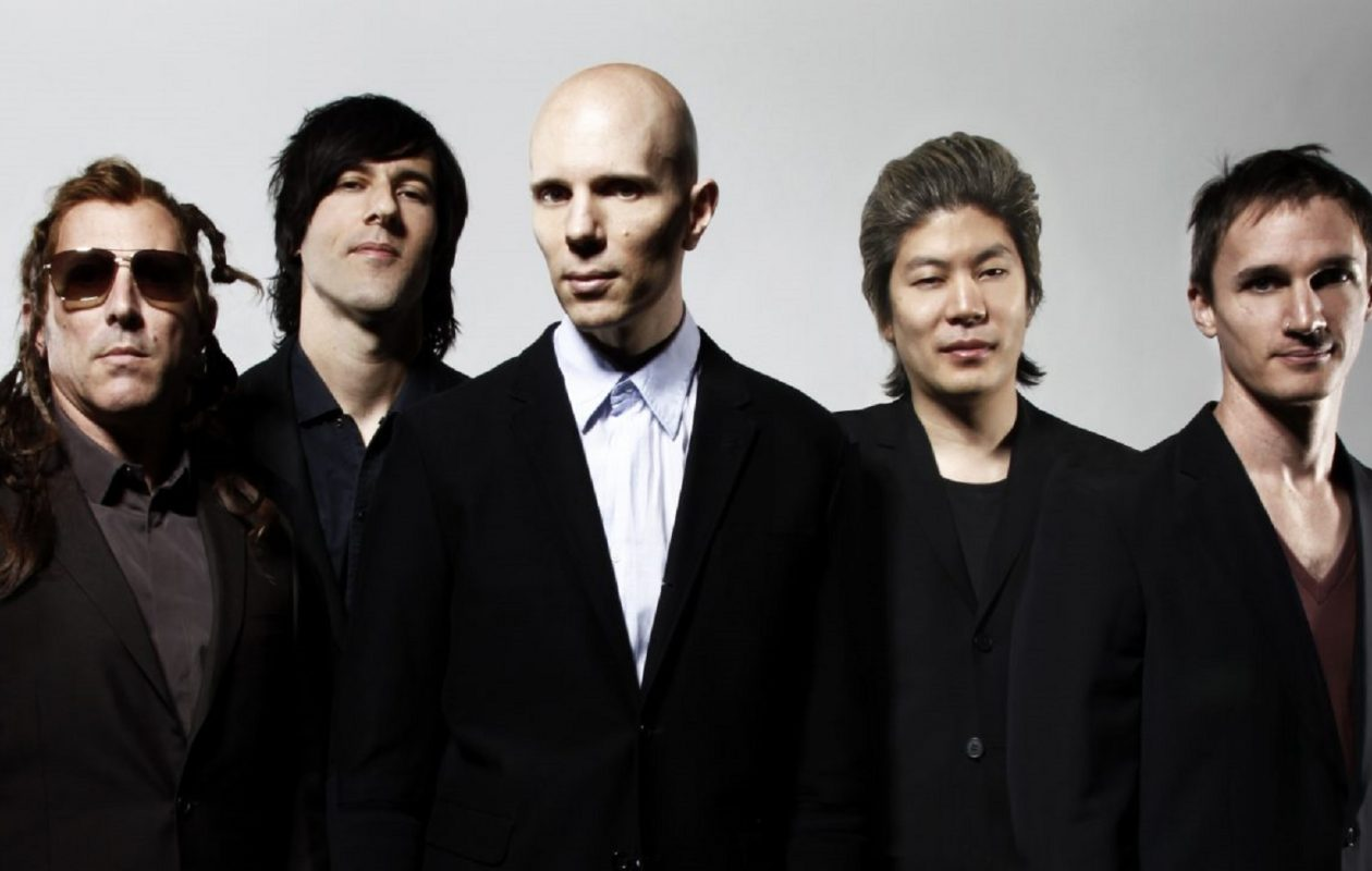 A Perfect Circle's surprise New Year's Day release gave Jeff Miers hope for the coming year. (Photo courtesy Speakeasy PR)