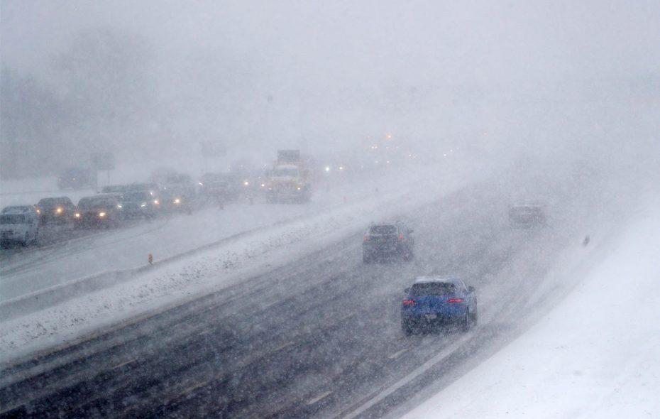 Motorists recount 'pretty horrifying' Thruway crash that