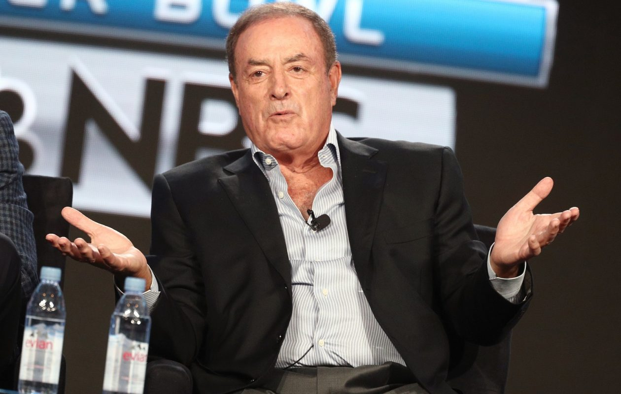 Al Michaels will be calling his 10th Super Bowl. (Getty Images)