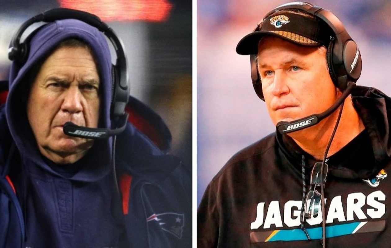 It's Bill Belcihick vs. Doug Marrone in AFC title game rematch (Getty Images)