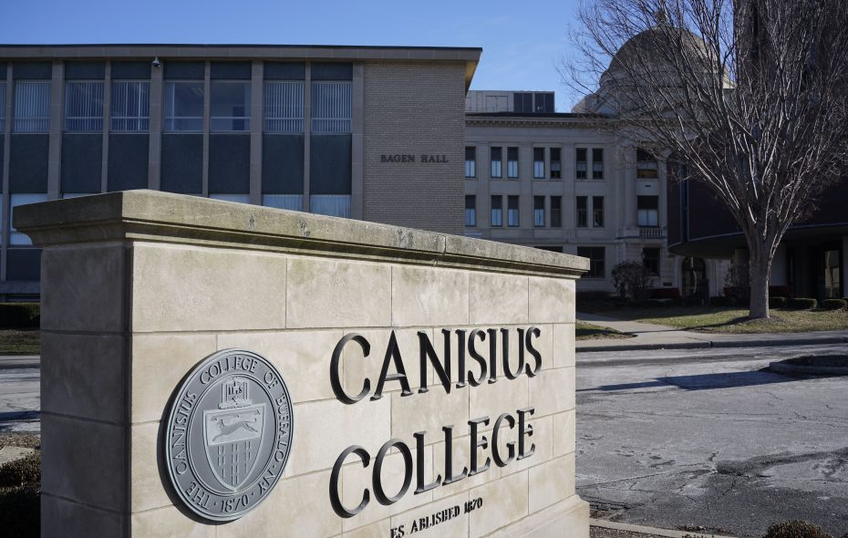 Canisius College. (Derek Gee/Buffalo News)