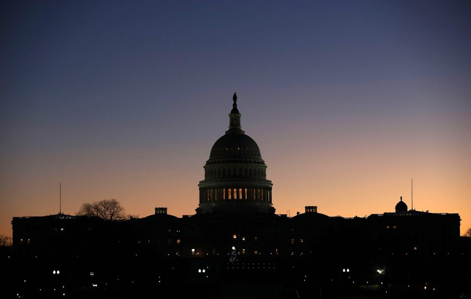 The shutdown is happening.(Getty Images)