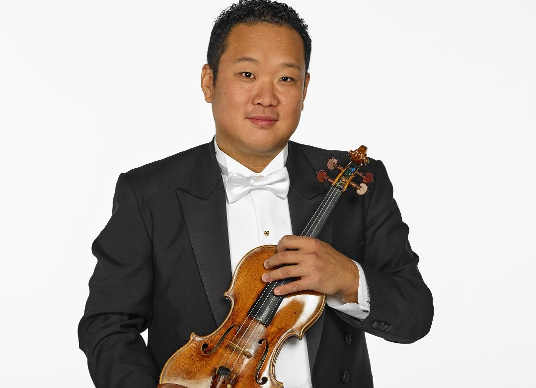 Dennis Kim, the BPO's concertmaster, is leading the new Buffalo Philharmonic Chamber Orchestra.