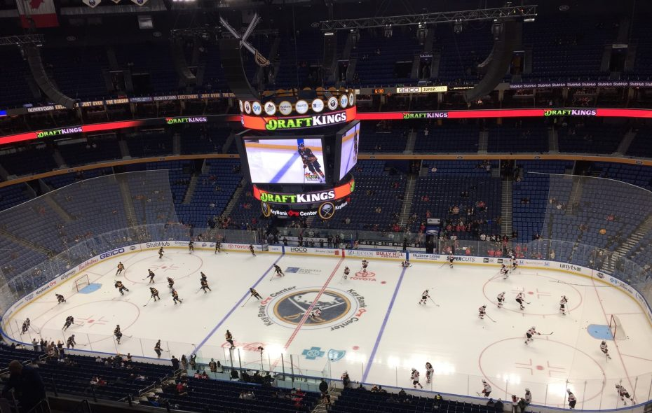 Live coverage: New Jersey Devils at Buffalo Sabres