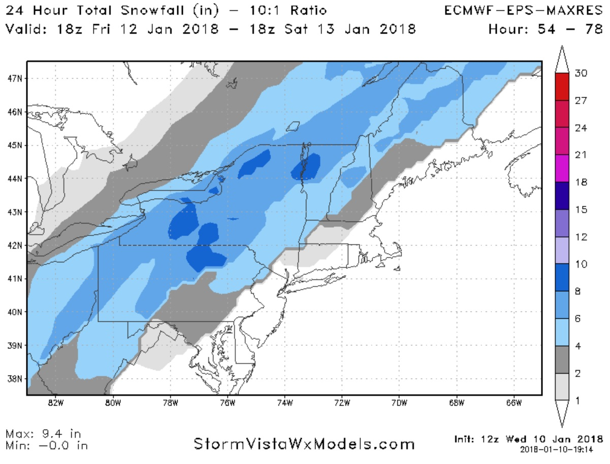Winter Storm Hunter a Potential Plains Blizzard Wednesday, Thursday; Then a Mess of Snow, Ice in Ohio Valley