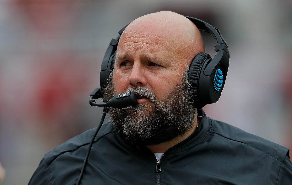 University of Alabama offensive coordinator Brian Daboll was hired by the Buffalo Bills. (Getty Images)