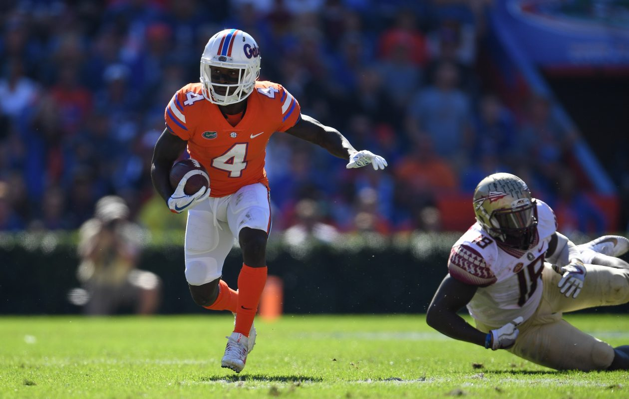Brandon Powell of the Florida Gators. (Rob Foldy/Getty Images file photo)