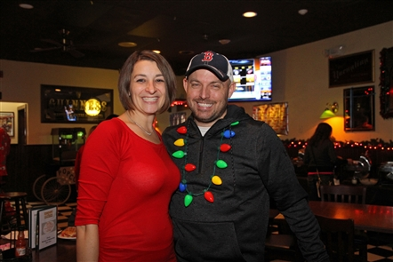 Smiles at Brennan's 47th annual Holiday Party