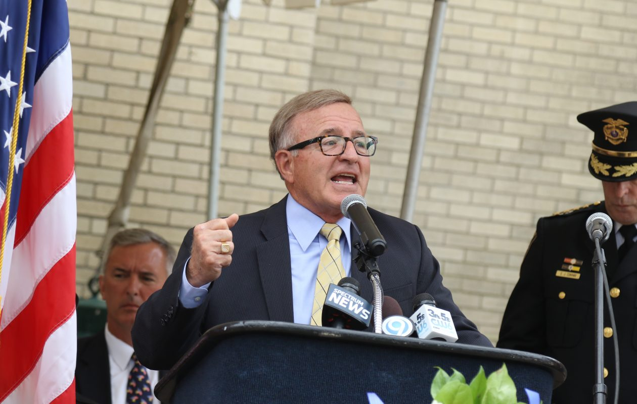 John DeFrancisco has been a state senator since 1993. (Provided photo)
