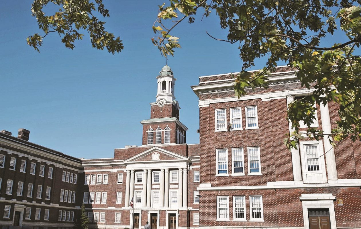 International Preparatory School on 14th Street in Buffalo. (Sharon Cantillon/News file photo)