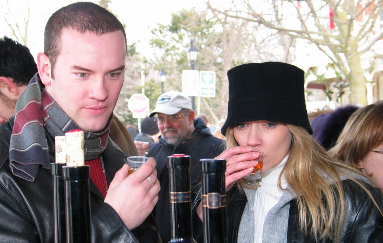 Venturing north of the border to the Niagara Icewine Festival is one of several popular events this weekend. (News file photo)