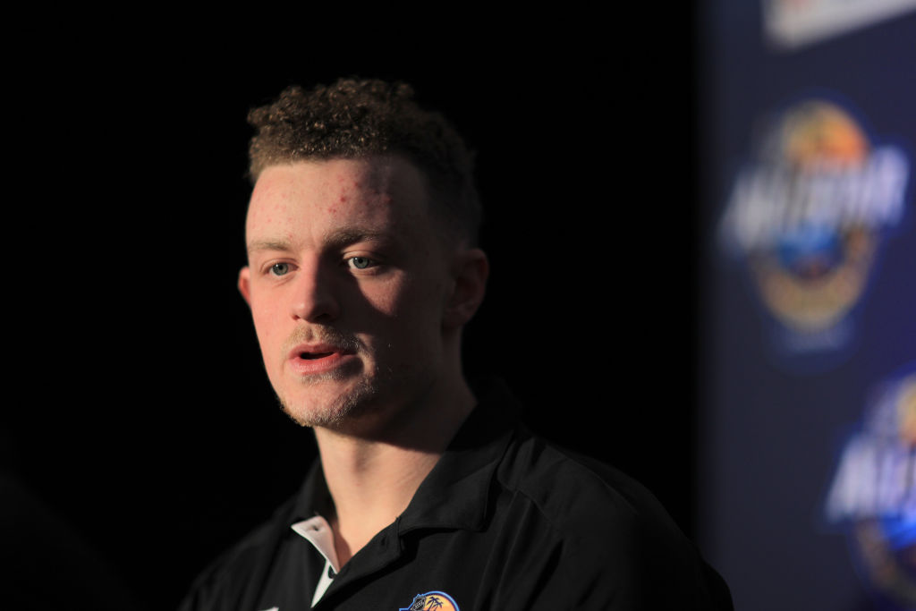 Jack Eichel was stunned by the news of Eric Wood's retirement (Getty Images).