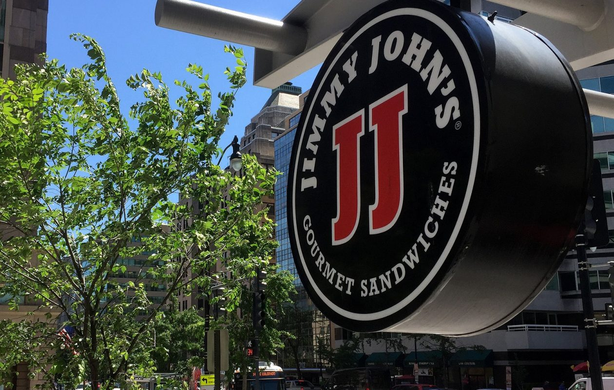 The only Jimmy John's location in the City of Buffalo has closed. (Mladen Antonov/Getty Images)