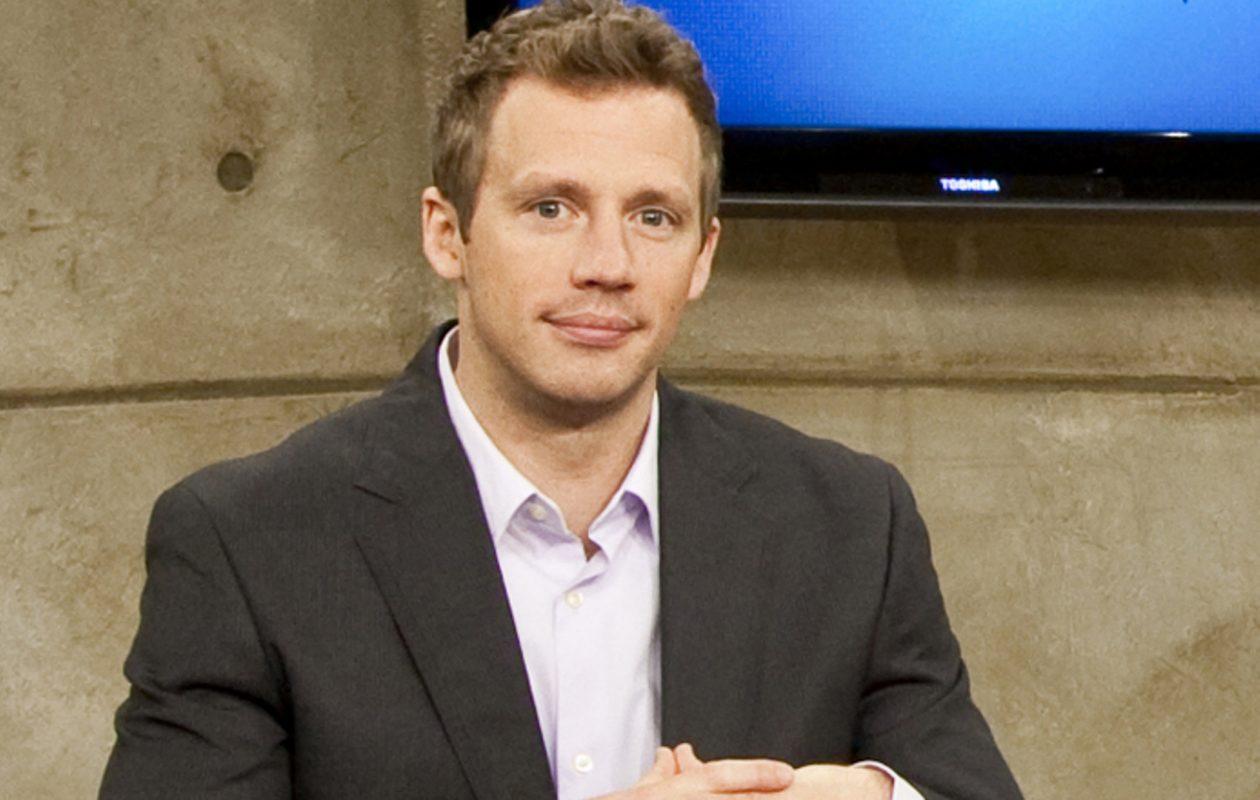 University at Buffalo graduate Liam McHugh will be hosting the Super Bowl with Dan Patrick on NBC on Feb. 4.