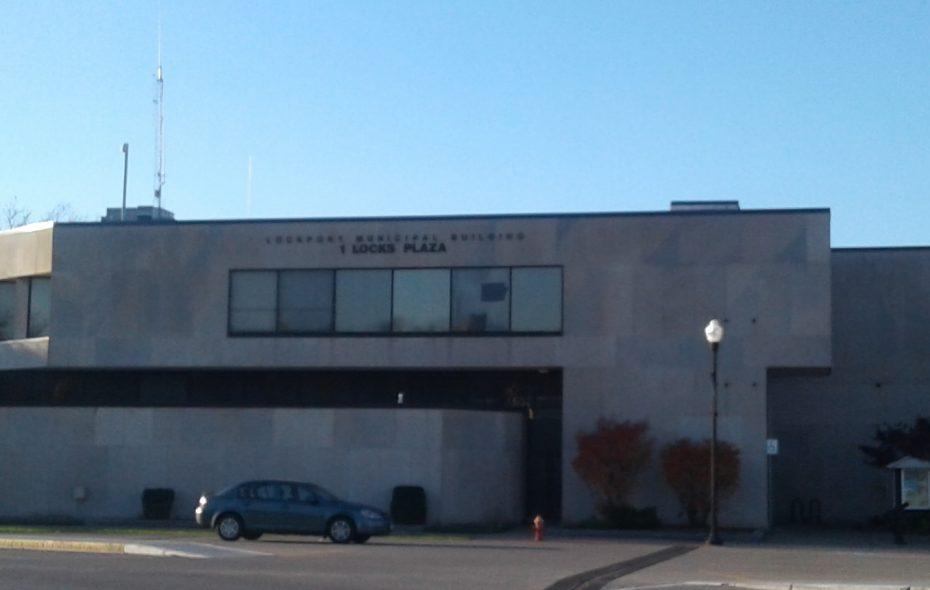 Lockport City Hall. (News file photo)