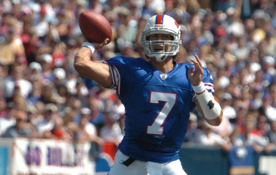 Former Bills quarterback J.P. Losman (Buffalo News file photo)
