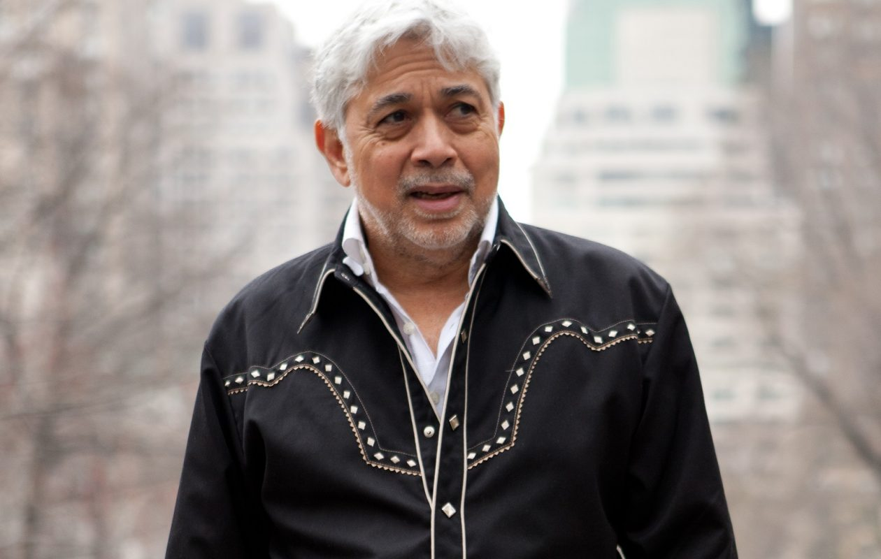 Monty Alexander performed a sold-out show at 'Art of Jazz.' (Photo by Crush Boone)