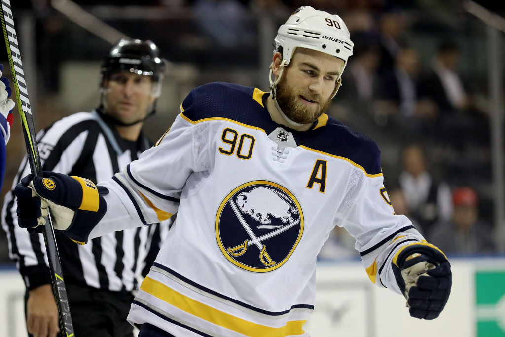 Buffalo Sabres center Ryan O'Reilly. (Getty Images)
