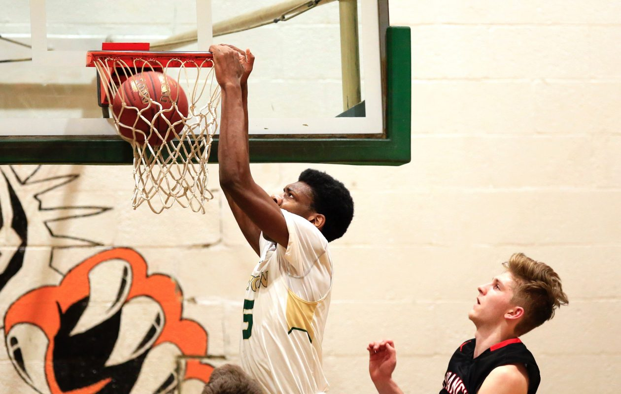 Master Radford and No. 3 Bishop Timon-St. Jude head to No. 1 Park Friday. (Harry Scull Jr./Buffalo News)