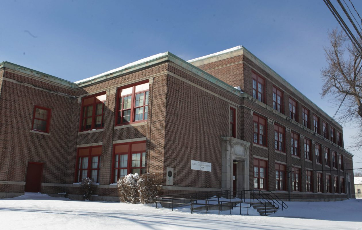 The State University of New York renewed the charter for the King Center Charter School last week with conditions. (Sharon Cantillon/Buffalo News)