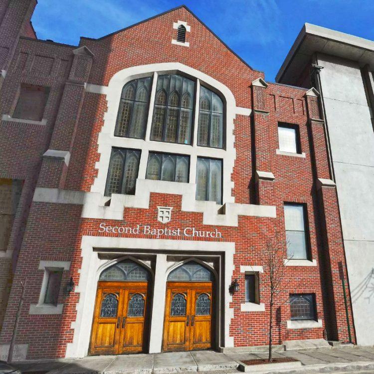 Second Baptist Church | Buffalo Magazine