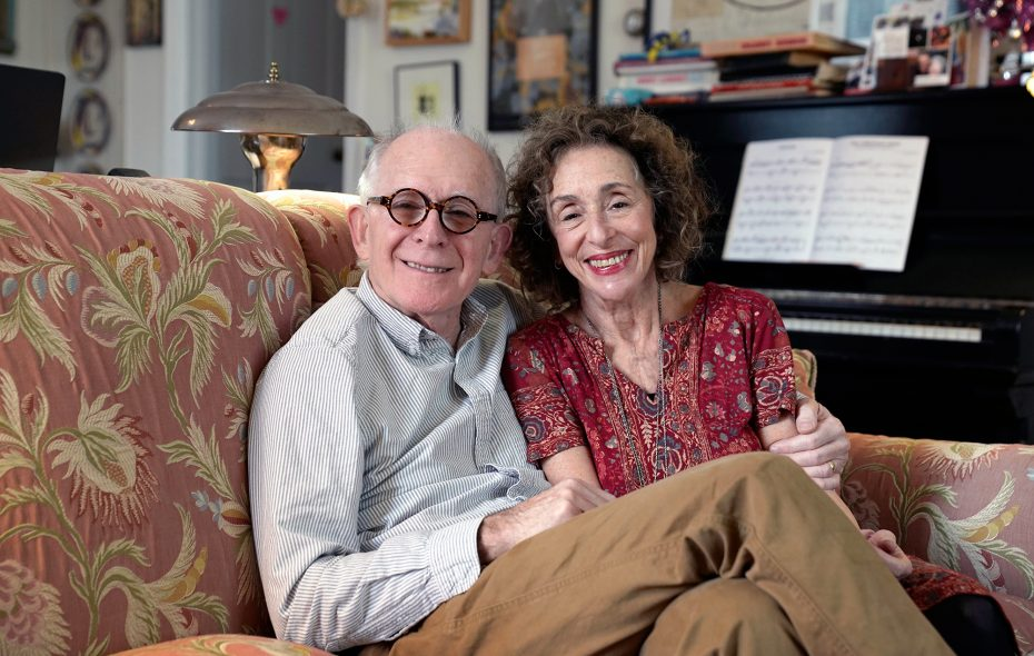 David and Irene Sipos said a mutual commitment to the idea of marriage — and deciding to stick with it — is what has helped sustain their 45-year marriage. (Dave Jarosz)