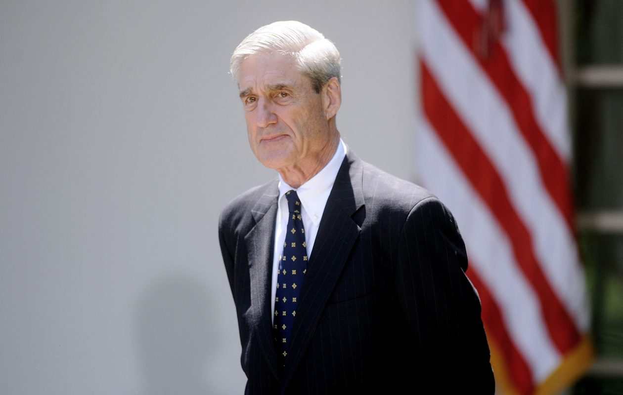 Special prosecutor Robert Mueller. (Olivier Douliery/Abaca Press/TNS file photo)