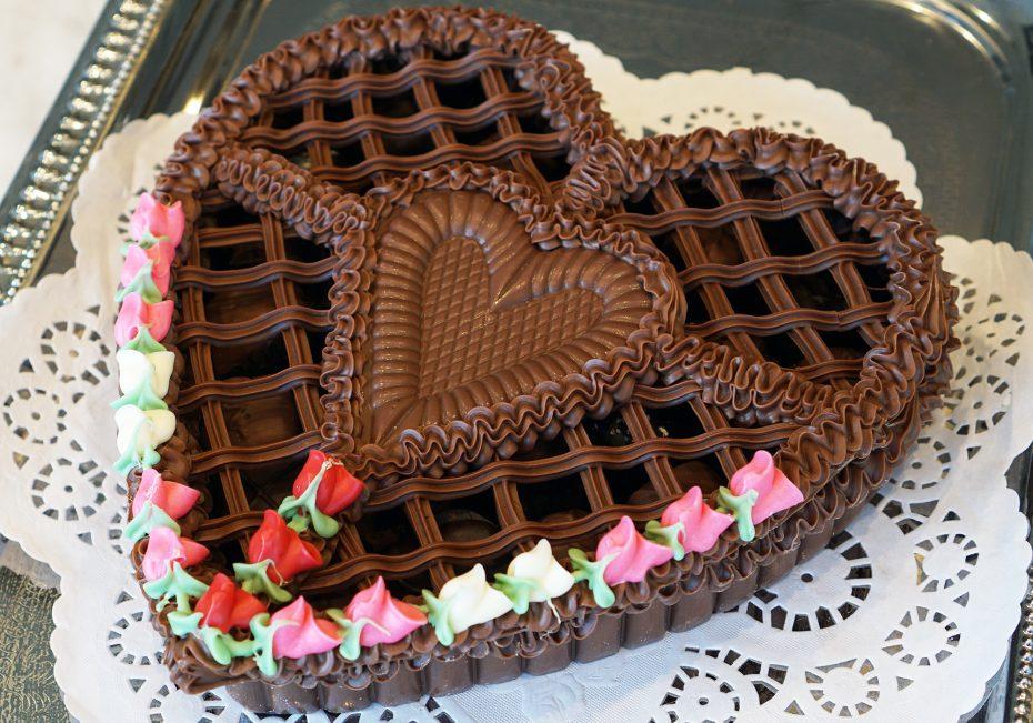 Watson's chocolate heart | Buffalo Magazine