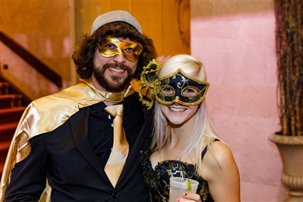 Smiles at Witches Ball 2017