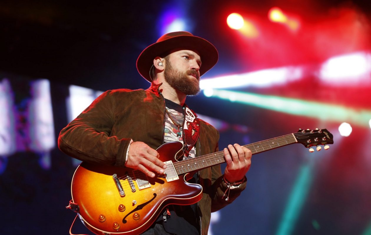 The Zac Brown Band has announced dates for its summer 2018 tour. (Harry Scull Jr./Buffalo News)