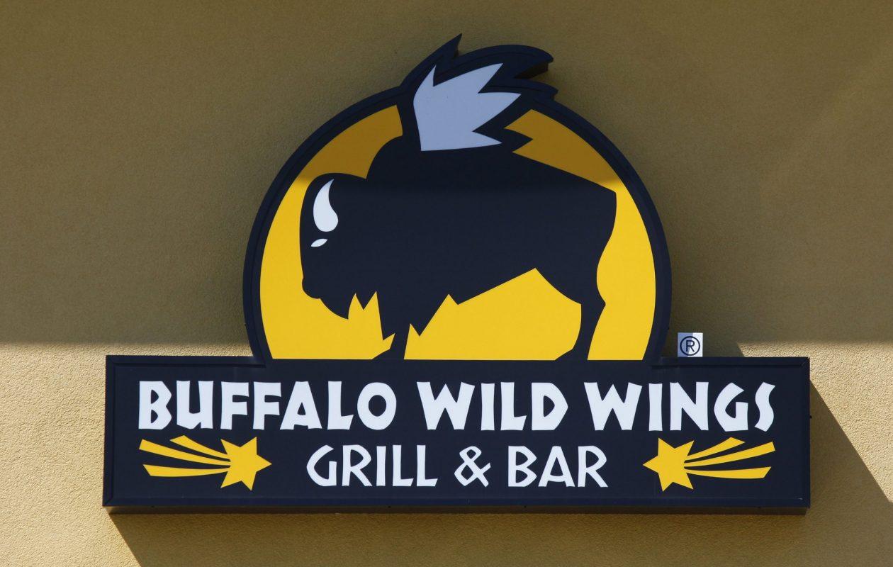 Buffalo Wild Wings has closed this Hamburg location, along with one in Niagara Falls. (Harry Scull Jr. /Buffalo News}