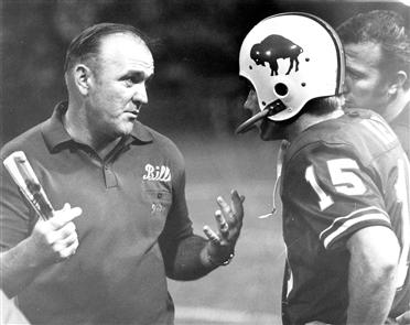 The 20 head coaches in Buffalo Bills history