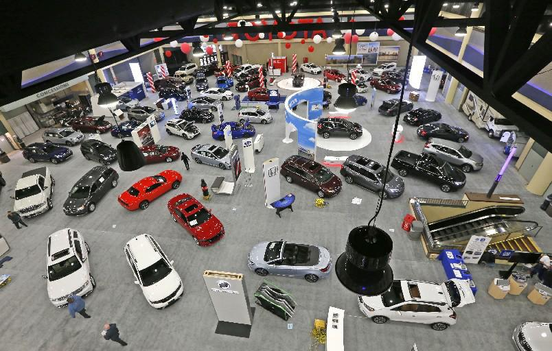 Five Trends In Play As Buffalo Auto Show Comes To Town The Buffalo - New car show
