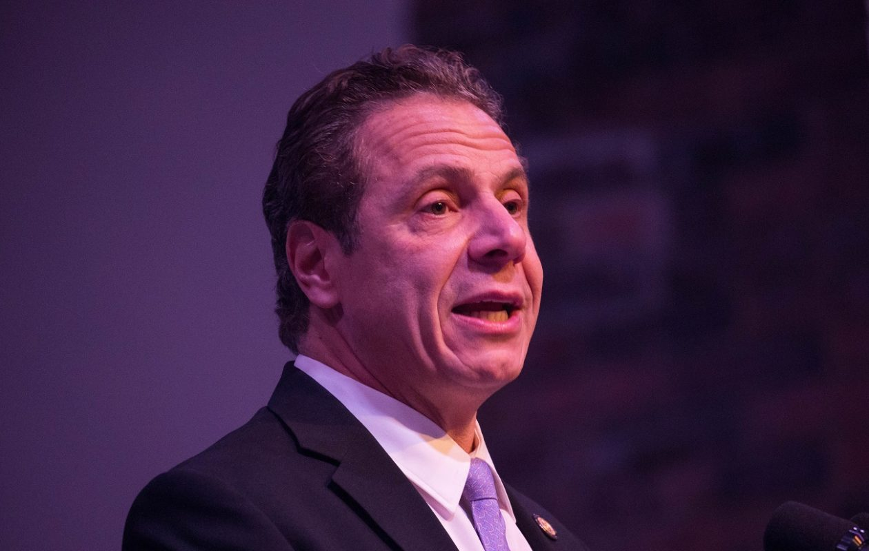 Gov. Andrew M. Cuomo on Monday released a list of proposed actions under his 2018 'Women's Agenda for New York.' (Derek Gee/News file photo)