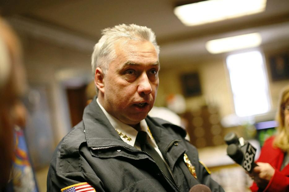 Daniel Derenda left a strong record for his successor as Buffalo police commissioner to build upon. (News file photo)