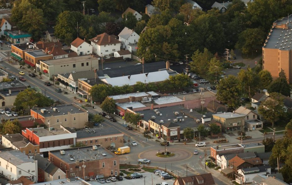 Because of income thresholds, HUD community block grants can only be used in certain sections of Hamburg. (Derek Gee/News file photo)